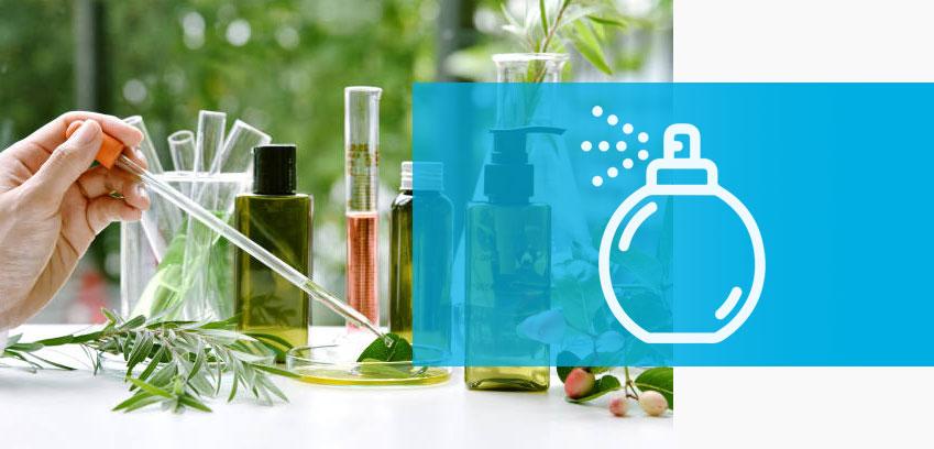 Tratamientos de ozonización industria cosmética
