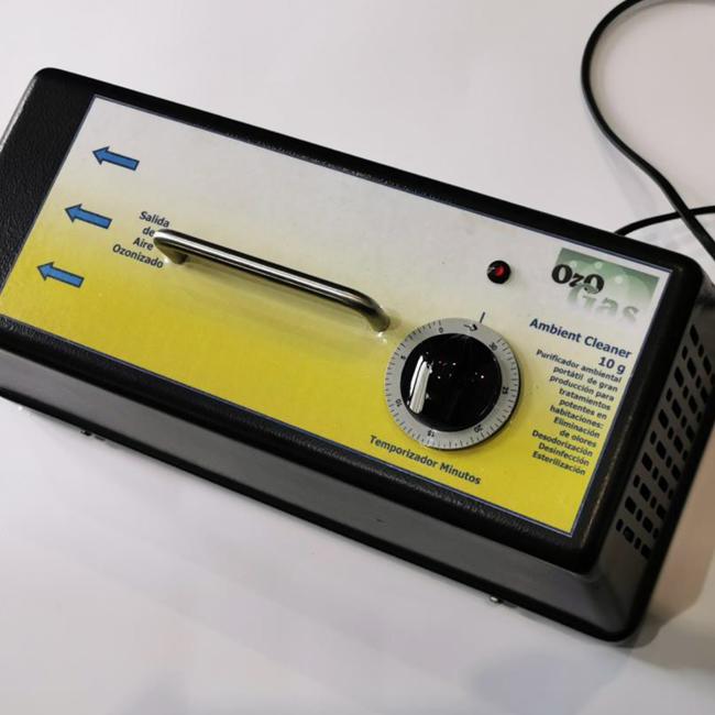 Generador de Ozono Ambient Cleaner