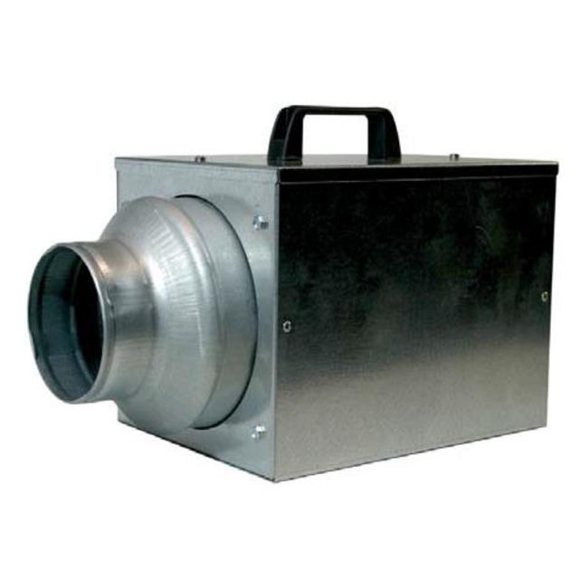Generador de ozono OxyZone Ventilador