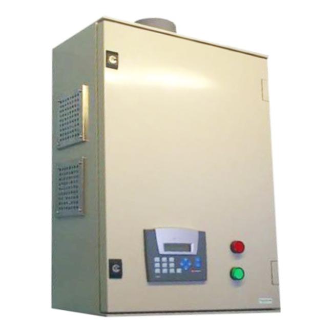 Generadores de ozono OxyFluid bi-turbina
