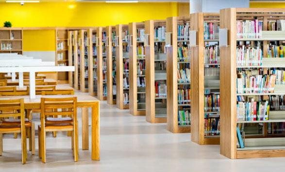 generadores de ozono bibliotecas