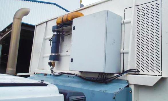 generadores ozono recogida residuos