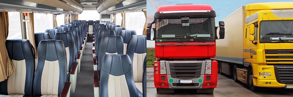 automociónn ozono autocar bus camión