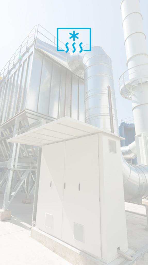 ozono para climatización de edificios