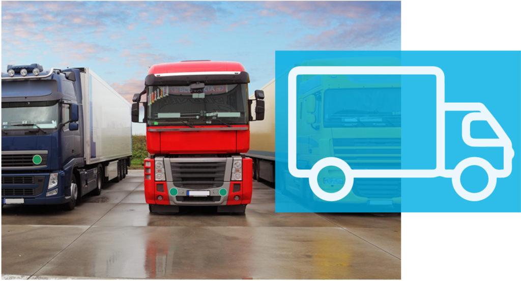 ozono para transporte logistico